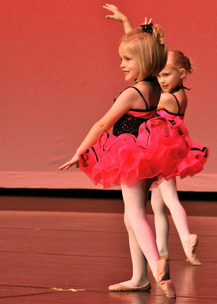 2010 Recital - Love Makes The World Go Round/Biscuits in the Oven