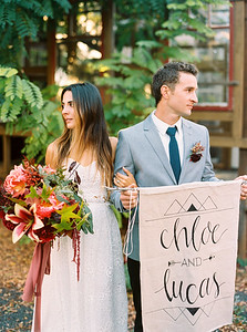 Reinstein Ranch Inspiration Wedding Shoot