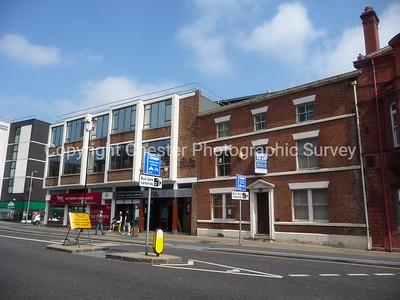 Upper Northgate Street - East side