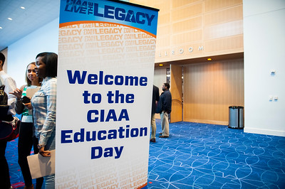 CIAA High School Education Day @ Charlotte Convention Center 2-27-19 by Jon Strayhorn