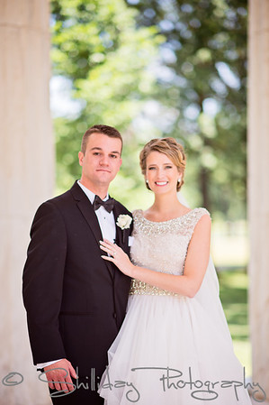 Kayla and Dan - First look and formals
