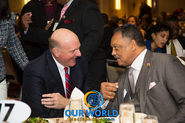 18th Annual Rainbow Push Wall Street Project Economic Summit (1.14.15)