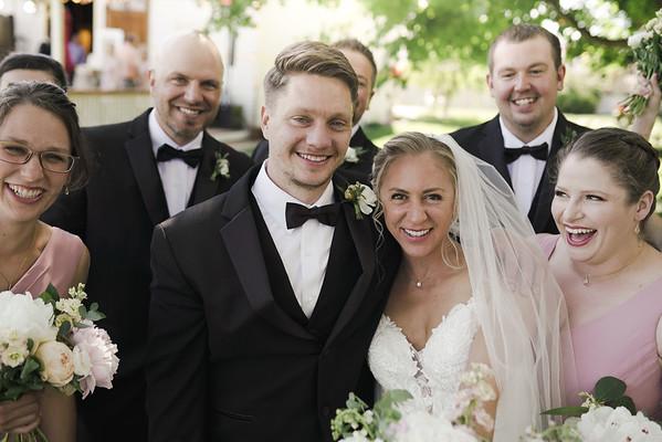 5 Bridal Party