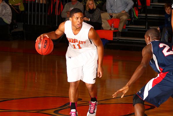 Varsity Basketball v LCA