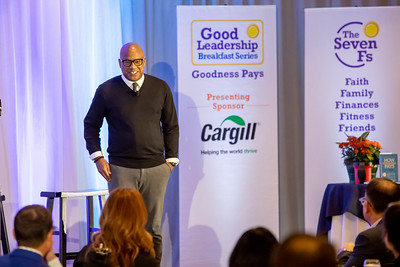 Good Leadership - November 2018 - Greg Cunningham