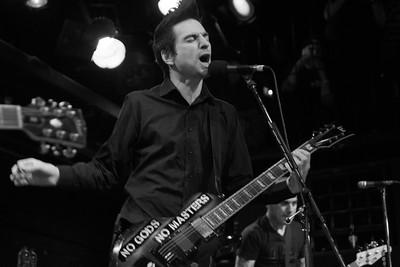 Anti-Flag Foufounes Électriques 11-05-16