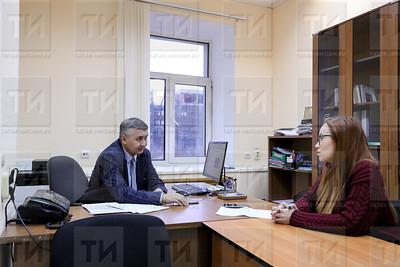 28.11.2019  Интервью с Валеевым Р.М (Салават Камалетдинов)