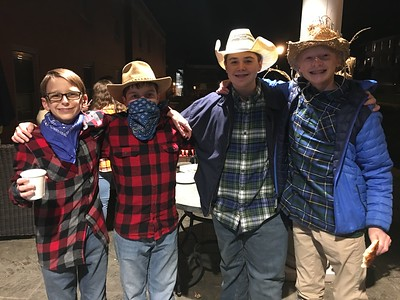8th Grade Barn Dance - Nov 2019
