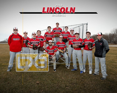 Lincoln baseball BB19