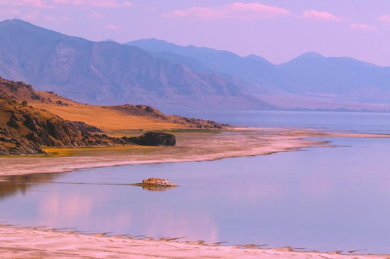 Antelope Island UT