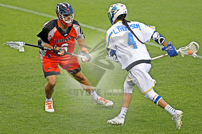 7/4/2016 - Florida Launch vs. Denver Outlaws - Sports Authority Field at Mile High,  Denver CO