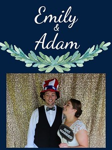 Emily and Adam Wedding