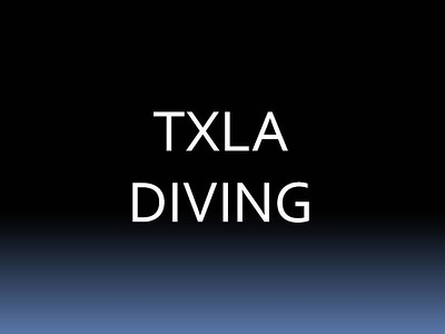 TXLA Divers Only