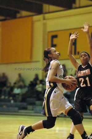Episcopal Girls Basketball vs Clinton (02-05-08)
