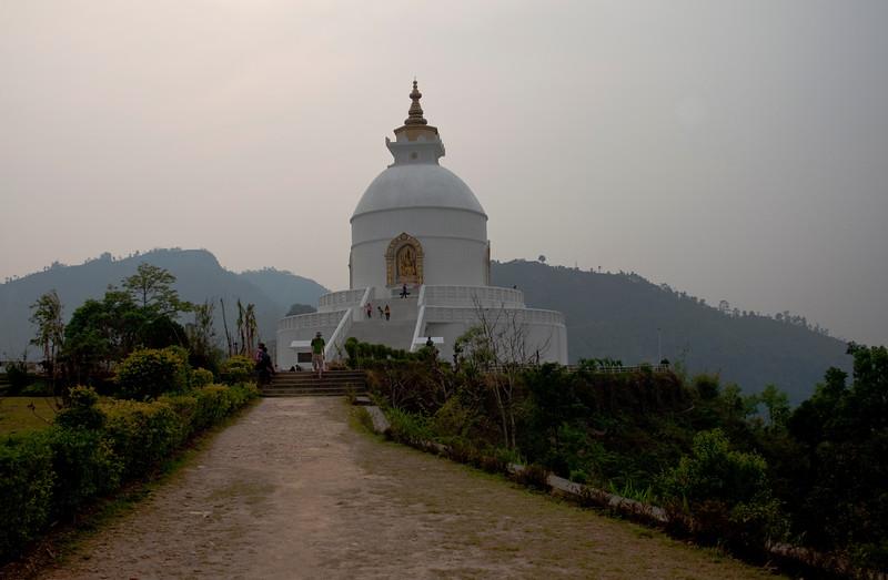 World Peace Pagoda - lake Phewa (24 of 43).jpg