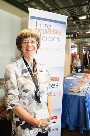 Hire America's Heroes - Career Day 2012 at Safeco Field