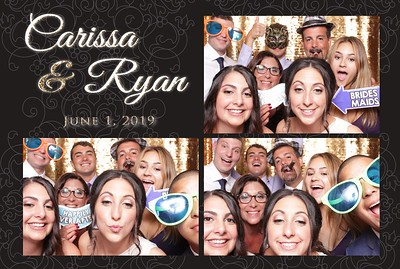 Ryan and Carissa Photo station