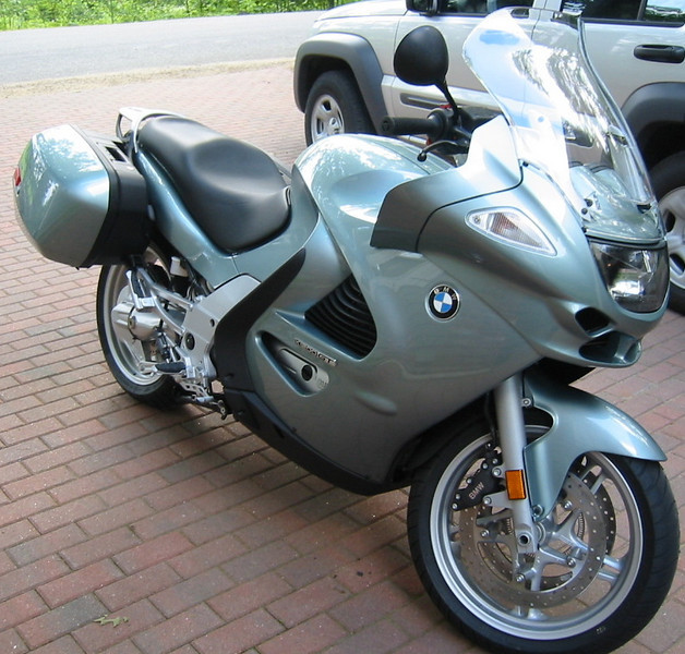 2003 BMW K1200GT