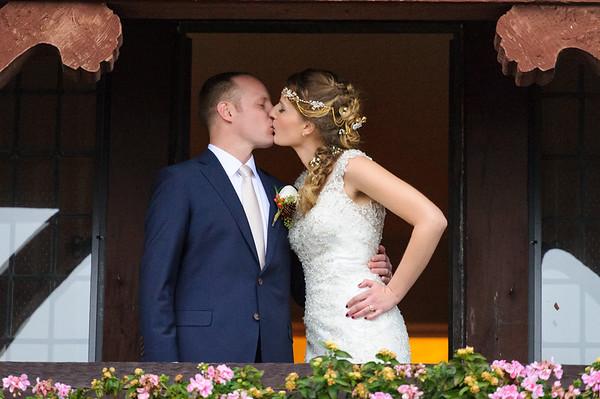 Greg and Ellen Wedding
