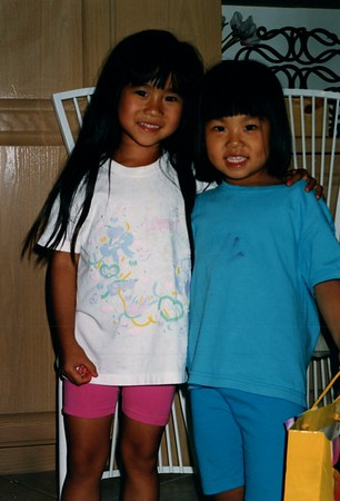 Lauren Nguyen and Sydney 1999