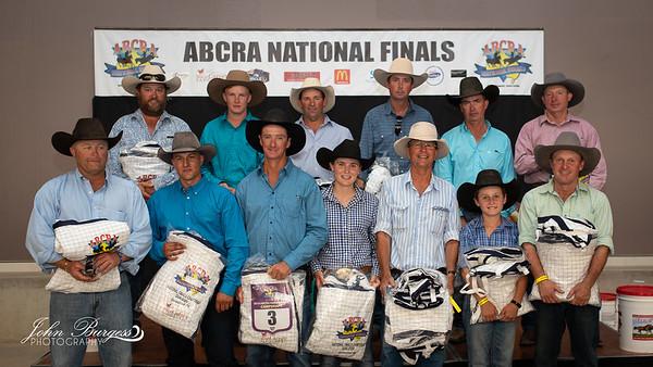 ABCRA National Finals - Campdraft Presentations