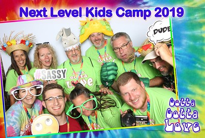 20190716 Next Level Kids Camp 2019