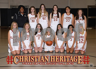 Christian Heritage Middle School