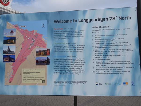 Longyearbyen City Sights Svalbard Norway 2018
