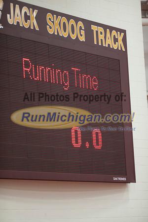 Kids' Run - 2013 CMU Open Indoor Track Meet