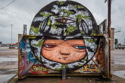 Amsterdam Murals