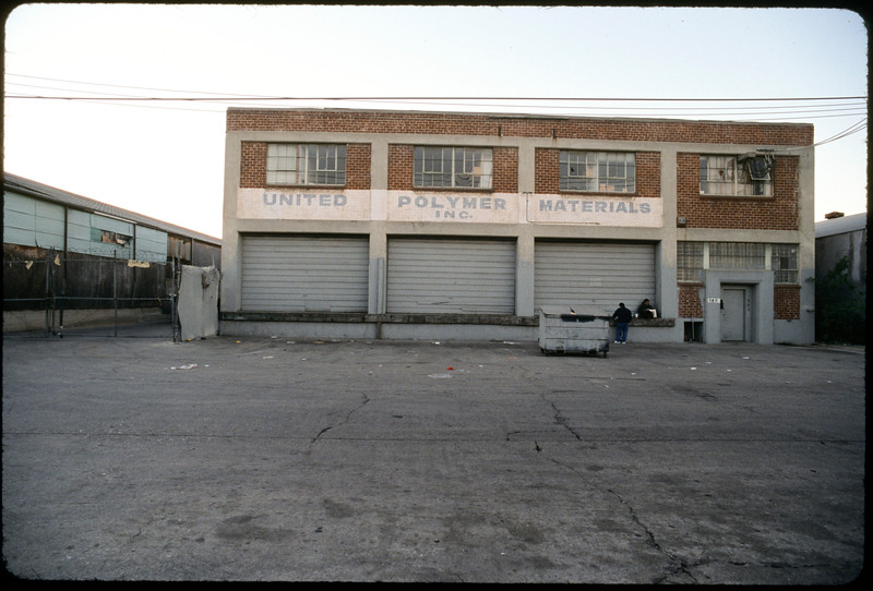 Industrial and commercial buildings, Los Angeles, 2004