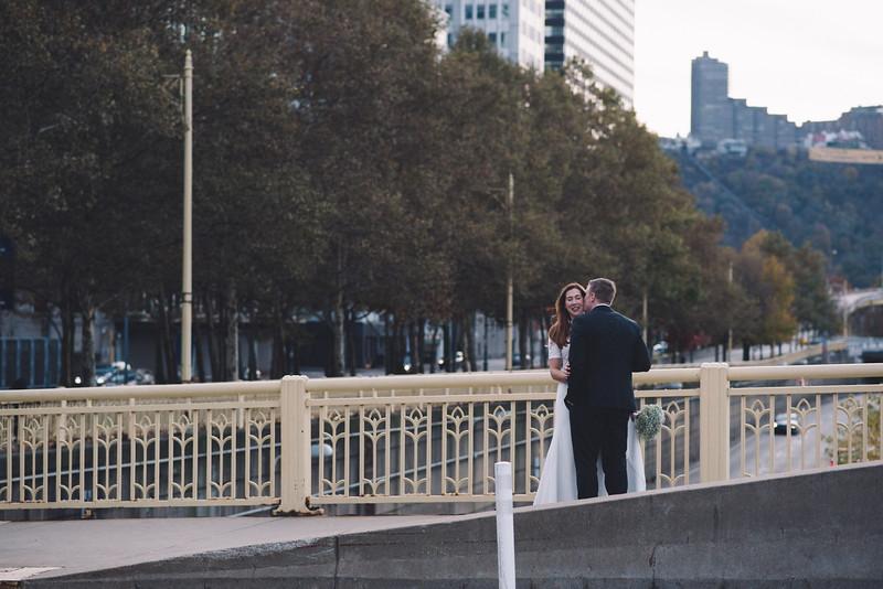 Pittsburgh Elopement Photographer - Monaco Bridge Downtown - Hadley-184.jpg