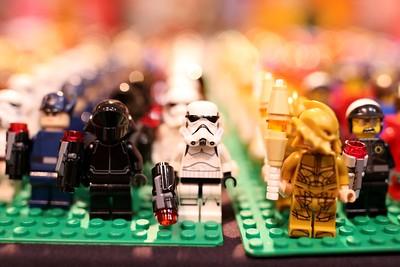 Photos: Lego aficionados gather for annual convention in Santa Clara