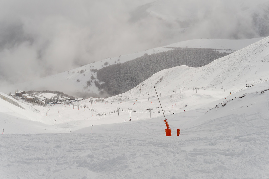 Montaña pirenaica