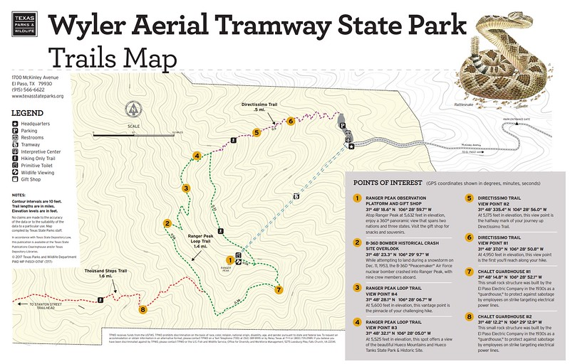 Wyler Aerial Tramway State Park