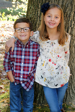 Center School Fall Photo Shoot 2016 -  Tracy	 Family