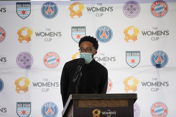 Women's Cup Press Conference 4-14-21