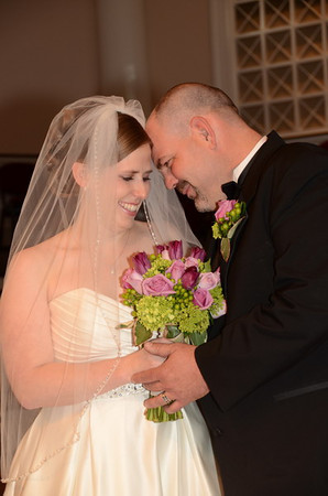 Laura and Jim Wedding                             May 25,2013