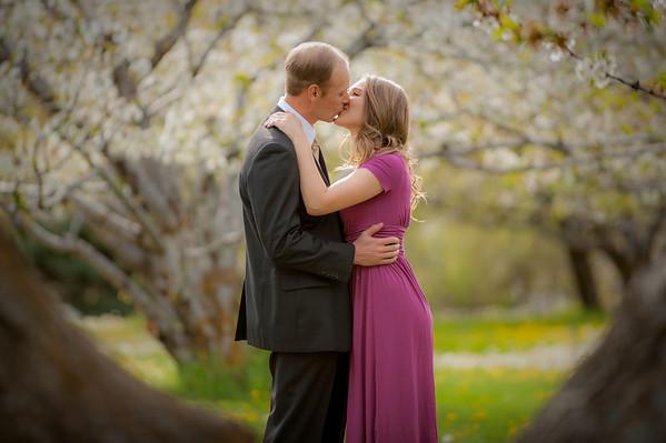Jeff and Audrey Apple Orchard Farmington