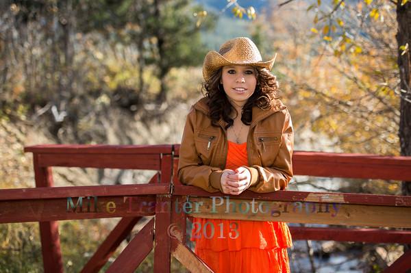 Dekota Torres Senior Portrait Primero HS 2014