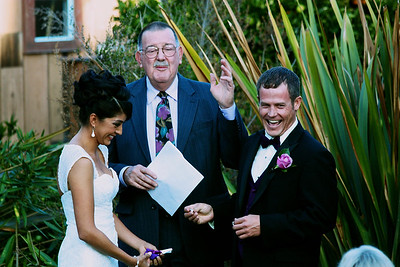 Karla & Trent's SoCal Wedding