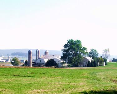 Amish Country and Strasburg Pa.