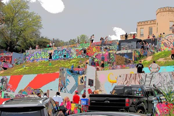 Graffiti Art Austin & Beyond