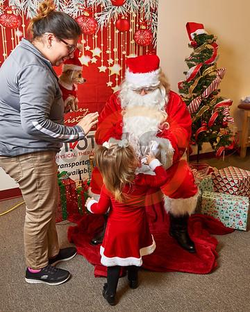 Xmas Santa at Pivot