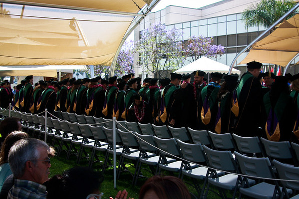 Julia Posey MD Graduation Loma Linda University