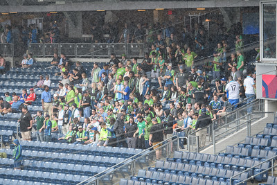 NYcFC v Seatle Sounders