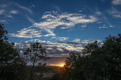 Sunset 08.04.2015