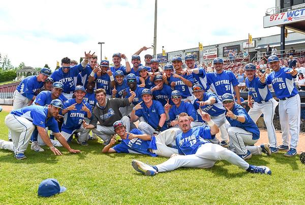 CCSU Baseball 6-7-19