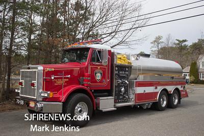 Parkertown Fire Co. (Ocean County NJ) Sta. 70