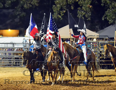 2015 Rodeo Grand Entry Sunday 9/6/2015